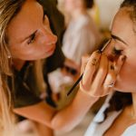 Specialized on Airbrush Makeup & Hairstyle for weddings, shootings and special events worldwide