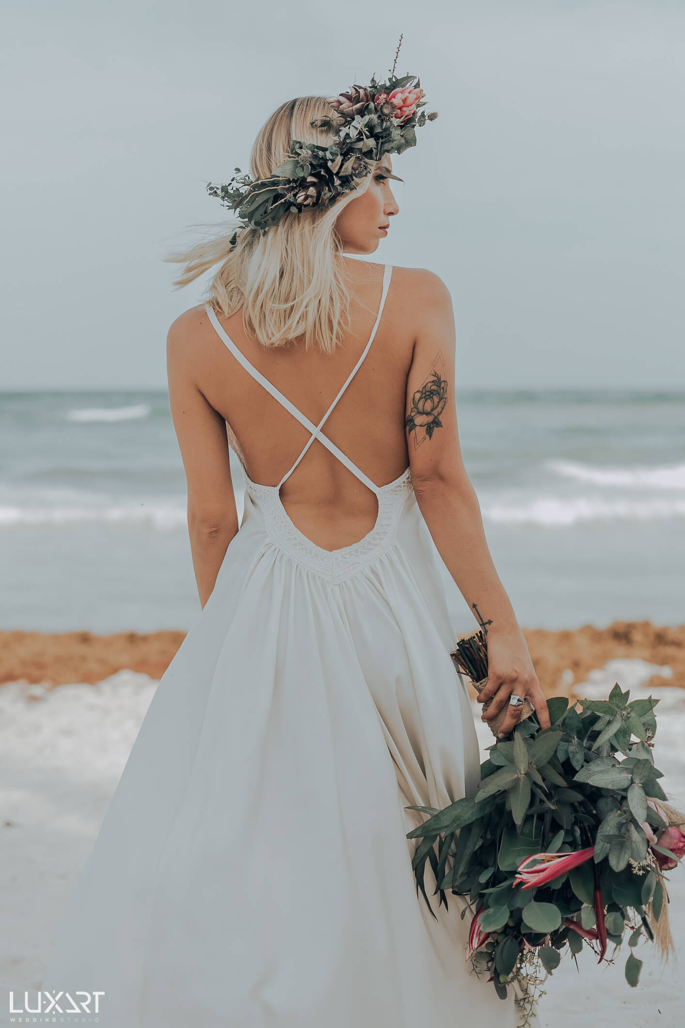 Destination Bridal Stylist Cancun Riviera Maya Mexico
